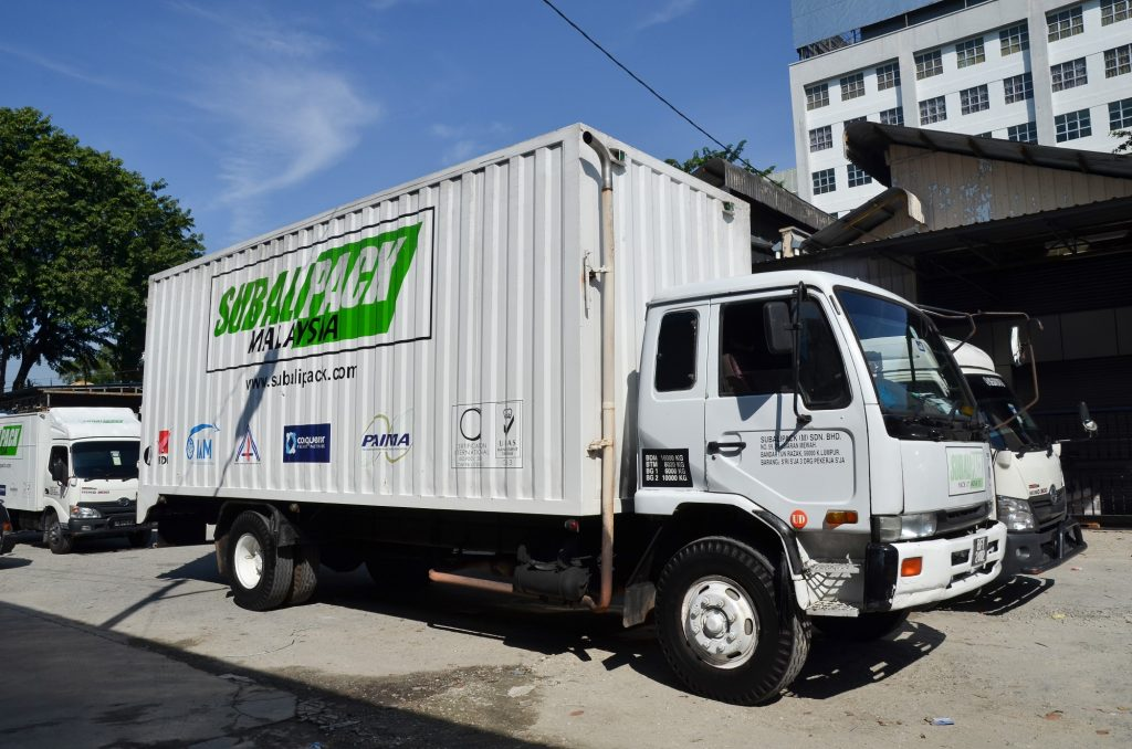 Freight Forwarding (MTO) - Subalipack (M) Sdn Bhd